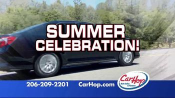 CarHop Auto Sales & Finance Summer Celebration TV Spot, 'The Time to Buy'