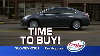 CarHop Auto Sales & Finance Summer Celebration TV Spot, 'The Time to Buy' - Thumbnail 5