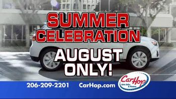 CarHop Auto Sales & Finance Summer Celebration TV Spot, 'The Time to Buy' - Thumbnail 6