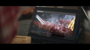 Charter Spectrum Triple Play TV Spot, 'BBQ' - Thumbnail 5