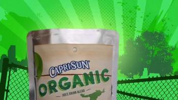 Capri Sun Organic TV Spot, 'Nickelodeon: Worldwide Day of Play' - Thumbnail 1