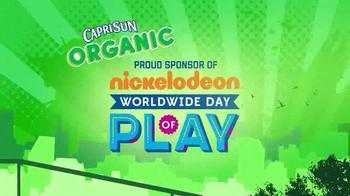 Capri Sun Organic TV Spot, 'Nickelodeon: Worldwide Day of Play' - Thumbnail 8