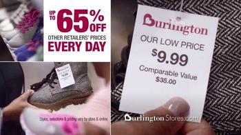 Burlington Stores TV Spot, 'Let's Go!!' - Thumbnail 7