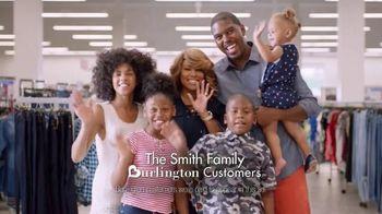 Burlington Stores TV Spot, 'Let's Go!!' - 3506 commercial airings