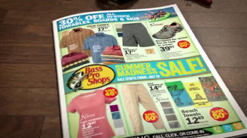 Bass Pro Shops Summer Madness Sale TV Spot, 'Shorts and Binoculars' - Thumbnail 4