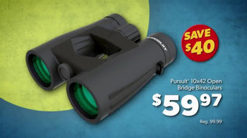 Bass Pro Shops Summer Madness Sale TV Spot, 'Shorts and Binoculars' - Thumbnail 6