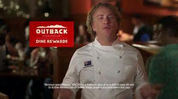 Outback Steakhouse Dine Rewards Program TV Spot, 'Steak Heaven' - 1078 commercial airings