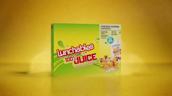 Lunchables Chicken Popper Kabobbles TV Spot, 'Ribbon Dancing' - Thumbnail 10