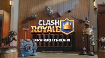 Clash Royale TV Spot, 'Meet the Duel Expert' - Thumbnail 9