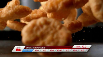 McDonald's Chicken McNuggets TV Spot, 'Tumbling' - Thumbnail 3