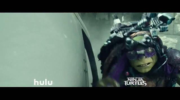 Hulu TV Spot, 'Teenage Mutant Ninja Turtles' - Thumbnail 2