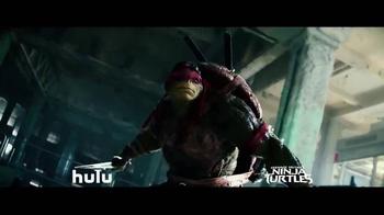 Hulu TV Spot, 'Teenage Mutant Ninja Turtles' - Thumbnail 3