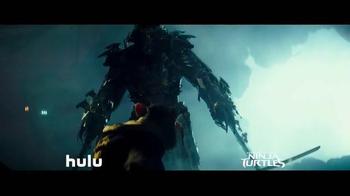 Hulu TV Spot, 'Teenage Mutant Ninja Turtles' - Thumbnail 4