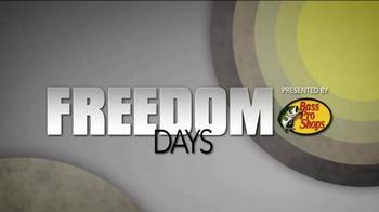 Bass Pro Shops Freedom Days TV Spot, '2nd Amendment Savings' - Thumbnail 2