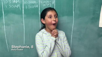 Target TV Spot, 'Back to School: To Ambition & Beyond' - 720 commercial airings