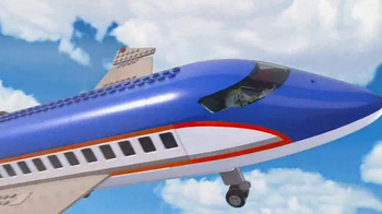 LEGO City Airport TV Spot, 'Head for the Skies' - Thumbnail 2