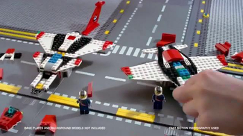 LEGO City Airport TV Spot, 'Head for the Skies' - Thumbnail 3