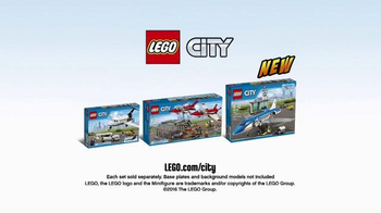 LEGO City Airport TV Spot, 'Head for the Skies' - Thumbnail 5