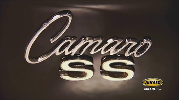 Airaid MXP Cold Air Intake Systems TV Spot, 'Camaros' - Thumbnail 2