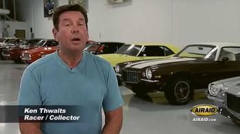 Airaid MXP Cold Air Intake Systems TV Spot, 'Camaros' - Thumbnail 9