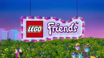 LEGO Friends TV Spot, 'Amusement Park Sets' - Thumbnail 1
