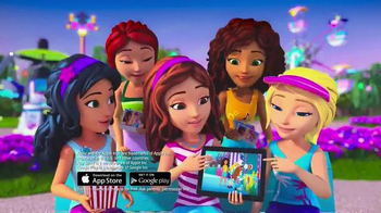 LEGO Friends TV Spot, 'Amusement Park Sets' - Thumbnail 7