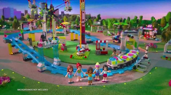 LEGO Friends TV Spot, 'Amusement Park Sets' - Thumbnail 2