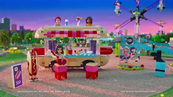 LEGO Friends TV Spot, 'Amusement Park Sets' - Thumbnail 4