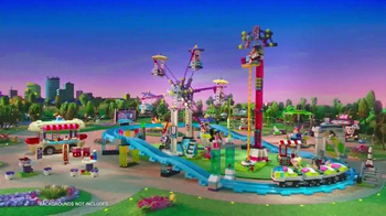 LEGO Friends TV Spot, 'Amusement Park Sets' - Thumbnail 5