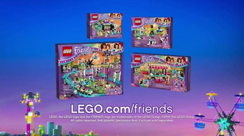 LEGO Friends TV Spot, 'Amusement Park Sets' - Thumbnail 6