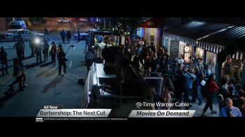 Time Warner Cable TV Spot, 'Barbershop: The Next Cut and The Boss' - Thumbnail 1