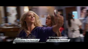 Time Warner Cable TV Spot, 'Barbershop: The Next Cut and The Boss' - Thumbnail 2