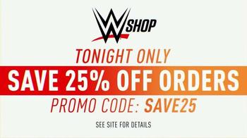WWE Shop TV Spot, 'Show Us Your Colors' - Thumbnail 7