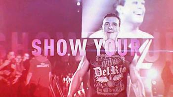 WWE Shop TV Spot, 'Show Us Your Colors' - Thumbnail 4