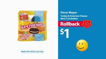 Walmart TV Spot, 'Back to School: A Lunchables Moment' - Thumbnail 4