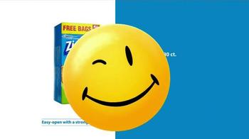 Walmart TV Spot, 'Ziploc Sandwich Bags: Orange' - Thumbnail 7