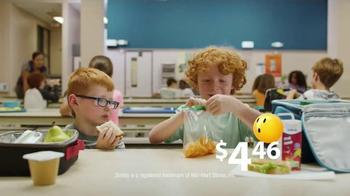 Walmart TV Spot, 'Ziploc Sandwich Bags: Orange' - Thumbnail 3