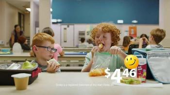 Walmart TV Spot, 'Ziploc Sandwich Bags: Orange' - Thumbnail 4
