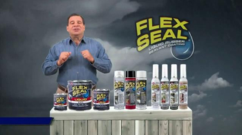Flex Seal TV Spot, 'Storm Preparation Kit' - 1136 commercial airings