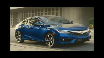 2016 Honda Civic Coupe TV Spot, 'Square' - Thumbnail 7