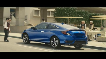 2016 Honda Civic Coupe TV Spot, 'Square' - Thumbnail 9