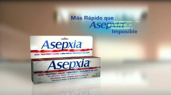 Asepxia Acne Treatment Cream TV Spot, 'Bacteria' con Paulina Goto [Spanish] - Thumbnail 9