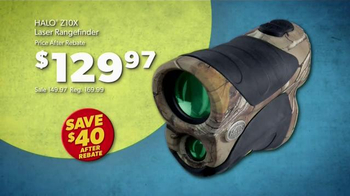 Bass Pro Shops Summer Madness Sale TV Spot, 'Camera, Rangefinder & Rifle' - Thumbnail 7