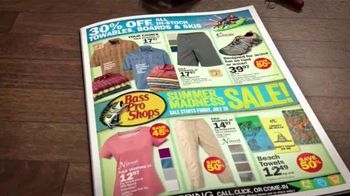Bass Pro Shops Summer Madness Sale TV Spot, 'Camera, Rangefinder & Rifle' - 59 commercial airings