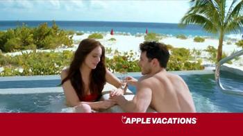 Apple Vacations TV Spot, 'Secrets Puerto Los Cabos Golf & Spa Resort'