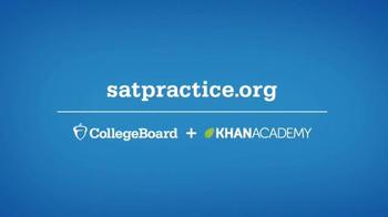 Khan Academy TV Spot, 'SAT Confidence' Song by X Ambassadors - Thumbnail 4