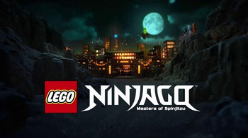 LEGO Ninjago TV Spot, 'Rally the Ninja' - Thumbnail 1