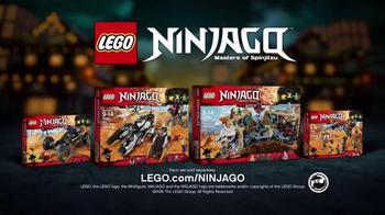 LEGO Ninjago TV Spot, 'Rally the Ninja' - Thumbnail 7