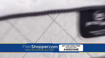 FlexShopper TV Spot, 'Electronics, Furniture and Appliances' - Thumbnail 7