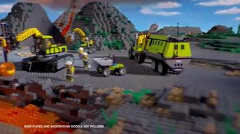 LEGO City Volcano Explorers Collection TV Spot, 'Rescue the Explorer' - Thumbnail 2